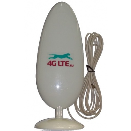 4G Omni Antenna, model W422 22dBi with TS-9 connector