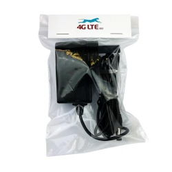 Origine du WiFi de la Nation 12V 0,5 A royaume-UNI de l'Alimentation