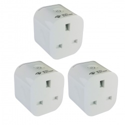 WiFi Nation Smart Power Plug with removable 13A fuse