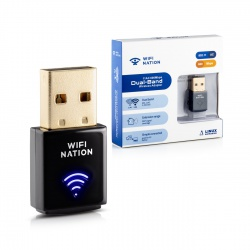 WiFi Nation mini 802.11ac AC600 USB adapter