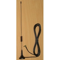 3G Mobile Antenna with a magnetic base 3dBi 3m Cable TS9