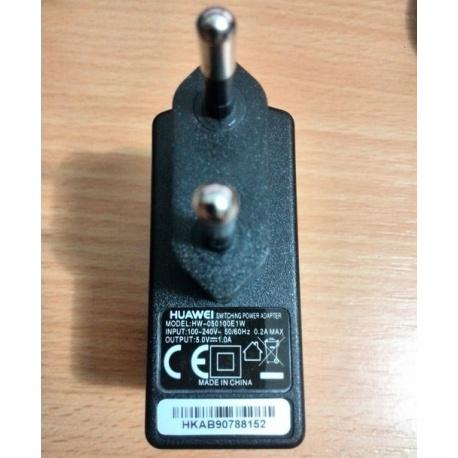 Huawei USB adattatore AC 5V 1A EU 2 poli di potenza
