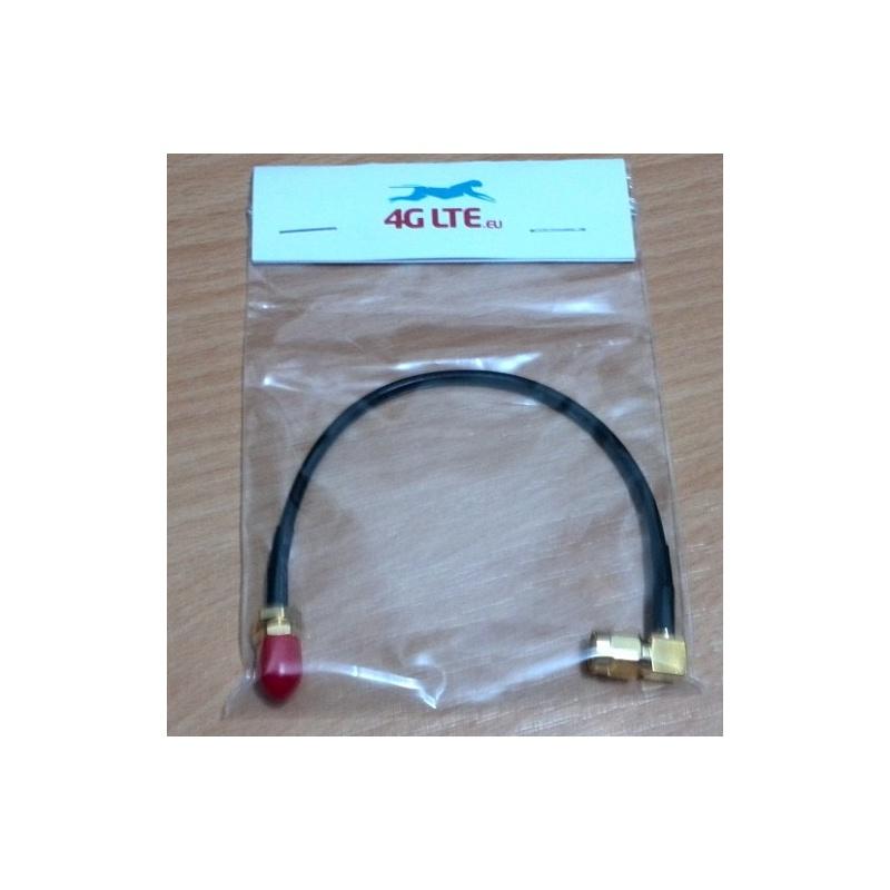 Cable assembly sma femelle vers m le angle droit sma - Assembler deux planches angle droit ...