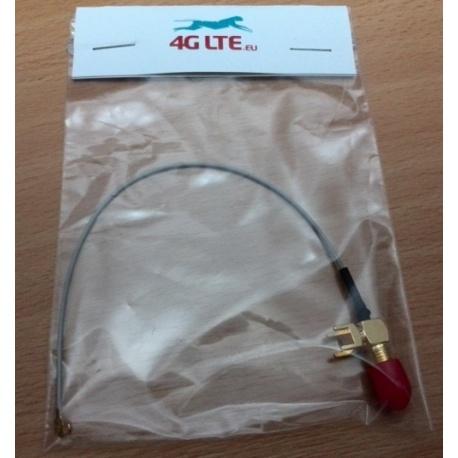 Assemblage de câble u.FL à PCB SMA femelle