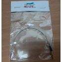Kabelkonfektion U.FL zu geraden MCX-Stecker