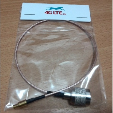 Kabel-Assembly TNC Stecker/MCX gerade Male