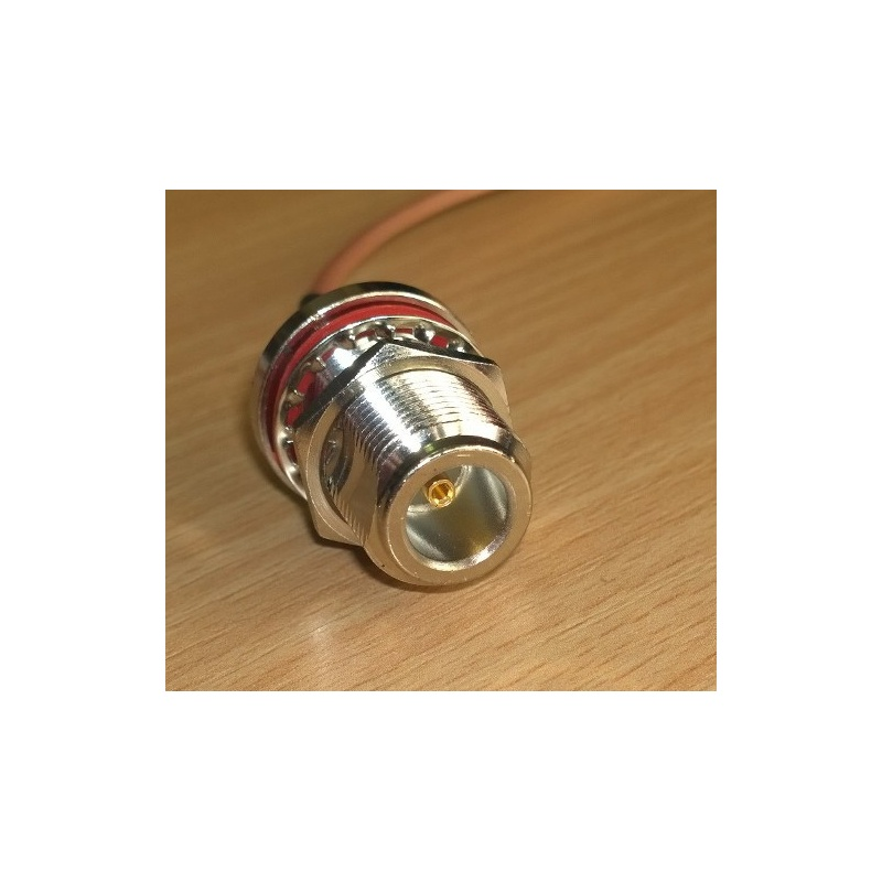 Sma Cable Assemblies : Cable assembly n female to sma