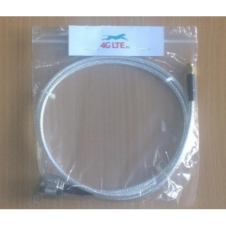Cable ensamblado N macho - RP SMA macho