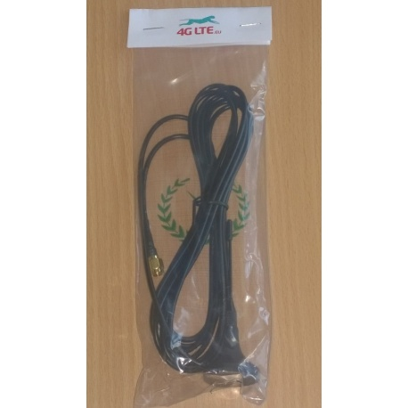 4G/LTE Mobile Antenna 3dBi SMA Male