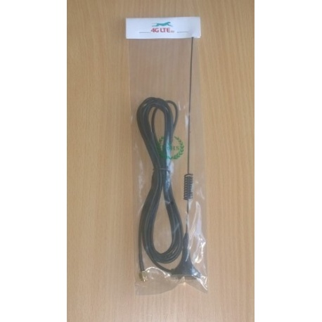 Antena LTE 4G (SMA) para Huawei y ZTE Routers