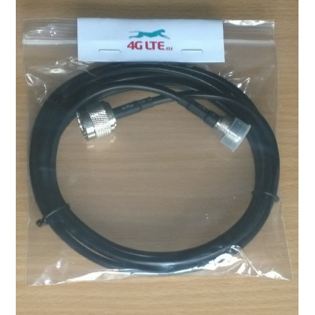 Cable Assembly N mâle vers N femelle