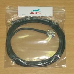 Assemblée de câble RP-SMA pour câble N-mâle