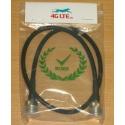 Cable Assembly N femelle vers N femelle