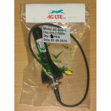 3 G Terminal Antenne SMA männlich 2.5 dBi
