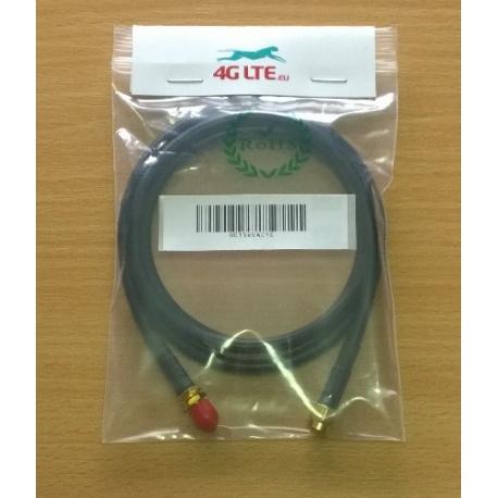 Cable Assembly RP SMA femelle vers RP SMA mâle