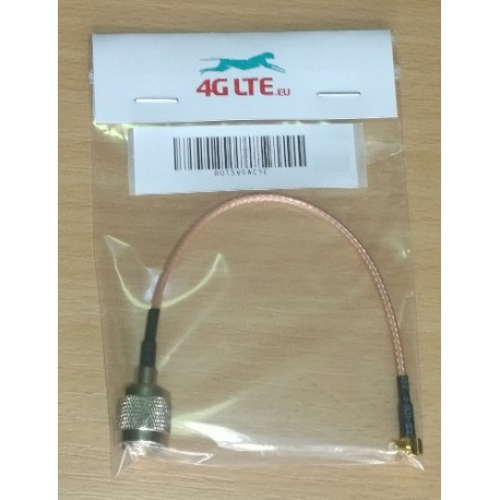 Cable Assembly querre MCX mâle/RP TNC mâle