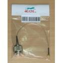 Kabel-Montage-N-Stecker MMCX rechtwinklig männlich