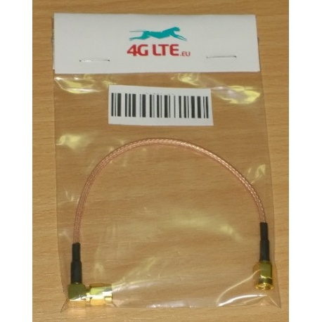 Cable Assembly SMA mâle/mâle Angle droit SMA