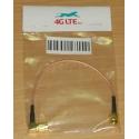 Cable Assembly SMA-Stecker/SMA-rechten Winkel Stecker