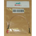 Cable Assembly SMA male to U.FL