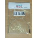 Kabelkonfektion U.FL zu MMCX Rigth Winkel-Stecker