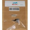 N-Buchse Crimp-Stecker für Kabel