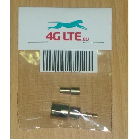 HF-Anschluss FME Male Stecker Crimp