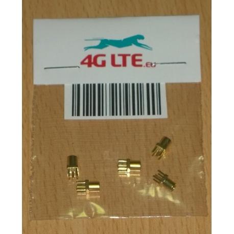 Pack de 5 x MMCX PCB Mount