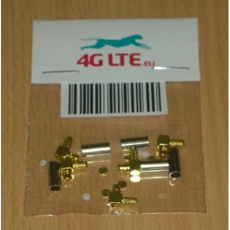 SET di 5 connettore di RF x MMCX_male_rf_cable