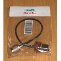 Cable de montaje 4G RP TNC(M)-N(F)