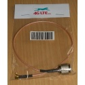 Câble 4G-TNC M-MCX R / A M