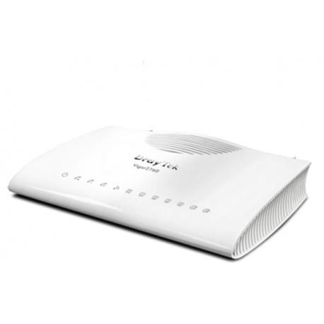 Vigor 2760 - Router ADSL, VDSL or Ethernet WAN - 3G/4G Support