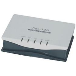 Vigor 120 ADSL2 + Ethernet Modem/pont