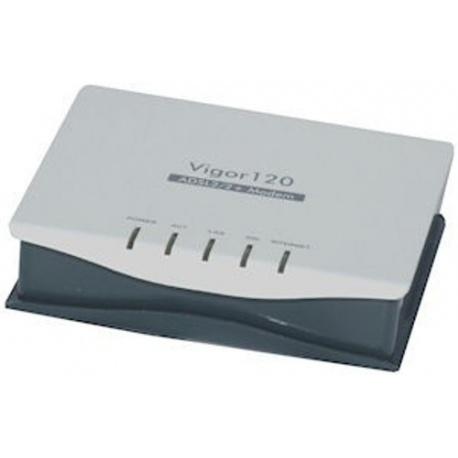 Vigor 120 ADSL2 + Ethernet Modem/ponte