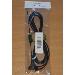3 G Antena móvil con una base magnética 3dBi 3m Cable, SMA