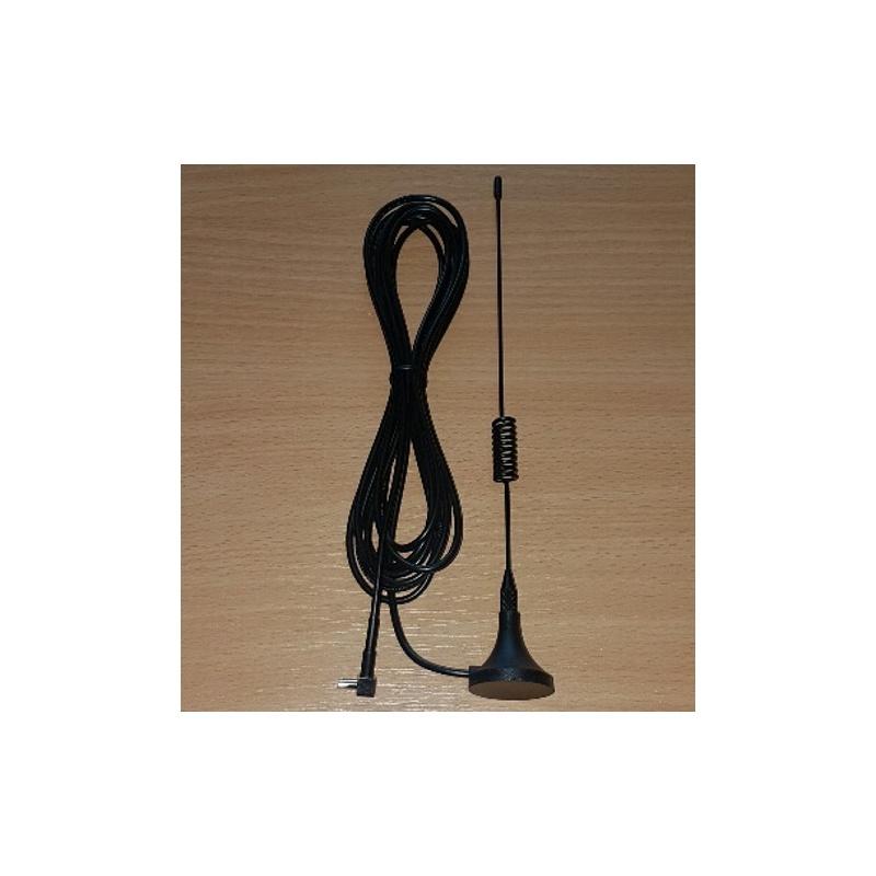 3 g antena m vil con una base magn tica 3dbi 3m cable sma - Cable de antena ...