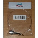 Cable Assembly TNC M-MCX M Straight 30cm