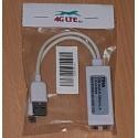 ZTE Micro USB zu RJ45 LAN Adapterkabel