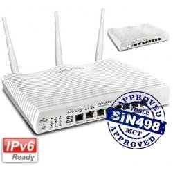 DrayTek Vigor 2860Vac VDSL Router 802.11ac y VoIP