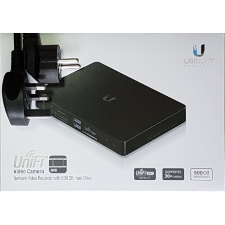 Caméra vidéo de Ubiquiti UniFi NVR