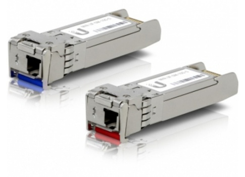 Ubiquiti Single-Mode Fiber Module 10G BiDi - UF-SM-10G-S (1-Pair)