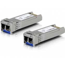 Ubiquiti Fibra de Modo Único Módulo 10G - UF-SM-10G (2-Pack)