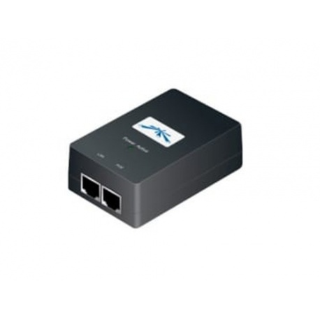 Ubiquiti POE Gigabit Adaptador de Alimentación del POE-48-24W-G
