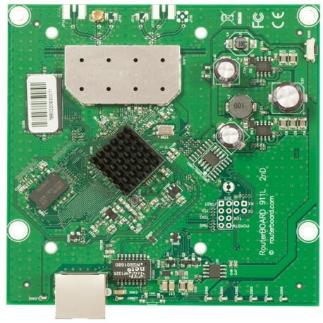 MikroTik RouterBoard 911 Lite 2 (RouterOS Nivel 3)