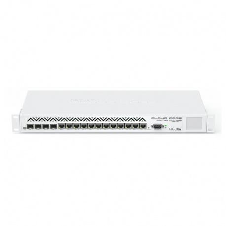 MikroTik RouterBoard Cloud Core Router - 36-Core-CPU - CCR1036-12G-4S