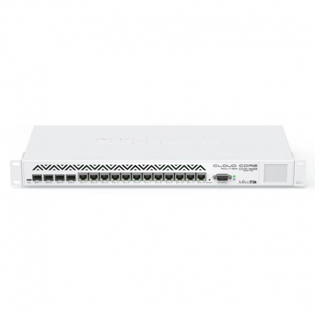 MikroTik RouterBoard Cloud Core Router - 36-Core-CPU - 16 GB RAM - CCR1036-12G-4S-EM