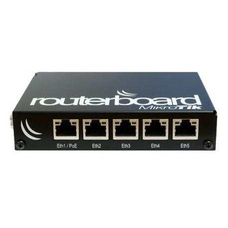 MikroTik RouterBoard 850Gx2 - Hardware-Verschlüsselung (RouterOS Level 5)