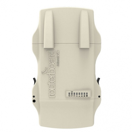 MikroTik RouterBoard NetMetal 5GHz Triple Cadena (RouterOS Nivel 4)