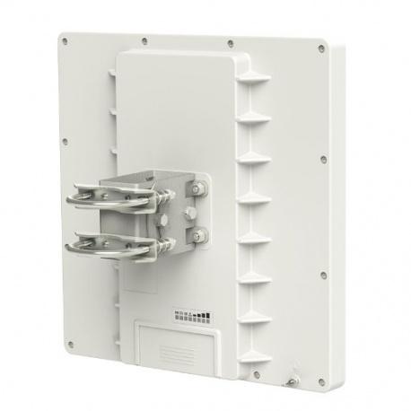 MikroTik RouterBoard QRT 5 (RouterOS Nivel 4) Integrada con la de 5 ghz de Alta Potencia de la Antena de Panel Plano