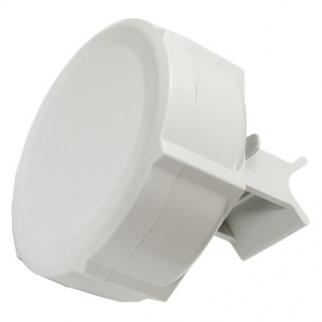 MikroTik RouterBoard SXT Lite5 ac 2,4 GHz de gestion (RouterOS Level3) du royaume-UNI, bloc d'alimentation et PoE